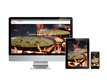 LAS BAIRETAS / Web Design_2014