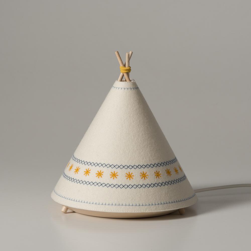 Lampara infantil-Tipi-Buokids-amarillo-01