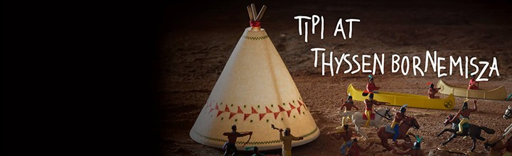 Tipi at Museum* Store
